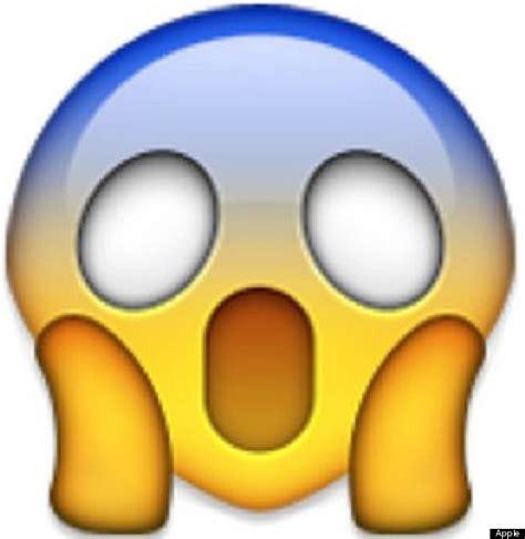 imagenes de emoji asustado the definitive ranking of the 100 best emoji huffpost