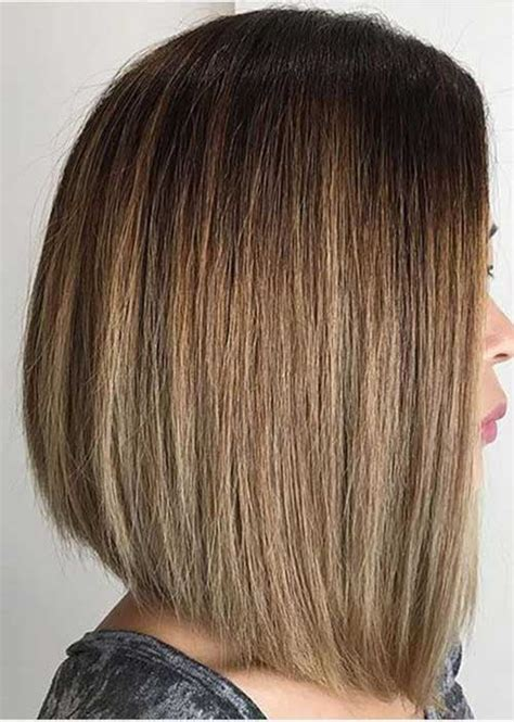 black hair color with a line cut 2015 a line bob haircut pics you will love bob hairstyles
