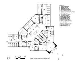 floor plan of hospital 2009 hospital design people s choice award entry western carolina regional animal hospital and