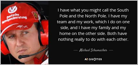 what do you call the side of a boat michael schumacher quote i have what you might call the