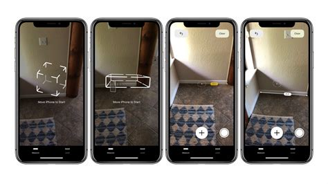 ios 12 how to use the arkit measure app on iphone 9to5mac