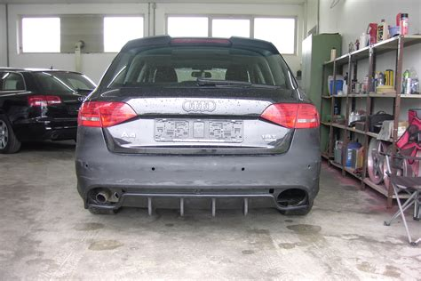 Audi A4 B8 Seitenschweller Montieren by Audi A4 B8 Rs Umbau In Original Rs 5 Optik Inkl Montage