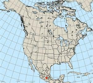 latitude map america journey monarch butterfly