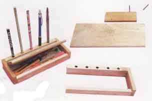 H Mes Kotak mma spesifik projek membuat kotak pensel