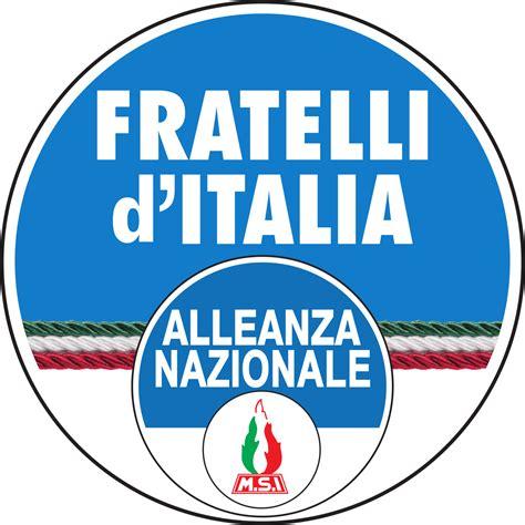 d italia wiki fratelli d italia alleanza nazionale