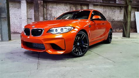 Bmw Orange by What The M2 Would Looked Like In Valencia Orange