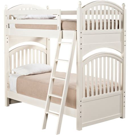 stanley bunk beds young america all seasons twin over twin bunk bed bunk