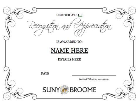 Home Tuition Board Design template certificate of recognition amp appreciation