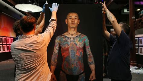 japanese tattoo newcastle colourful culture of japanese tatts newcastle herald