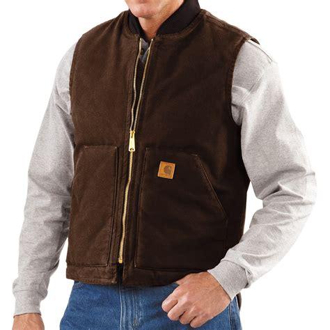 working vest carhartt work vest for