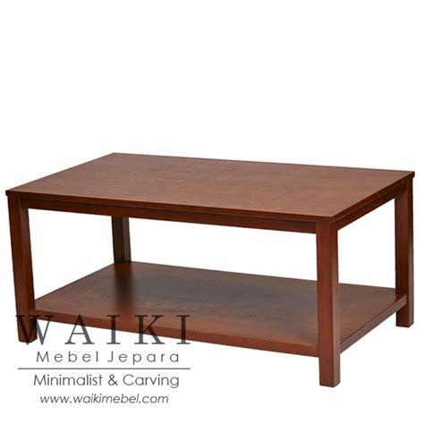 Jual Meja Plastik Panjang rectangle coffee table meja tamu persegi panjang harga