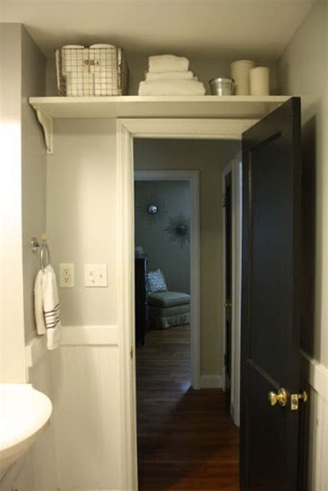 Bathroom Storage Ideas Over Toilet by 20 Clever Bathroom Storage Ideas Hative