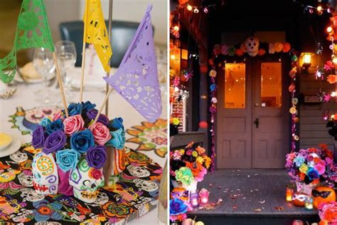 Día de los Muertos   Inspiration   For the House with a