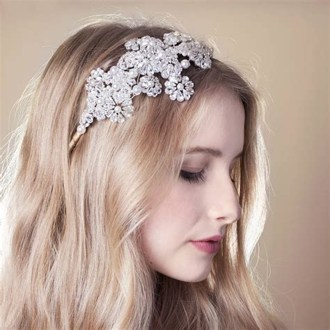 Alexandra Handmade - handmade alexandra wedding headpiece by rosie willett
