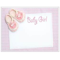 new baby gift cards pack of 10