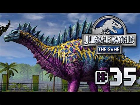 Jurassic World The Game Giveaways Top - long neck league jurassic world the game ep 35 hd
