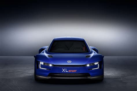 first look at vw s new xl sport concept with 200ps v2
