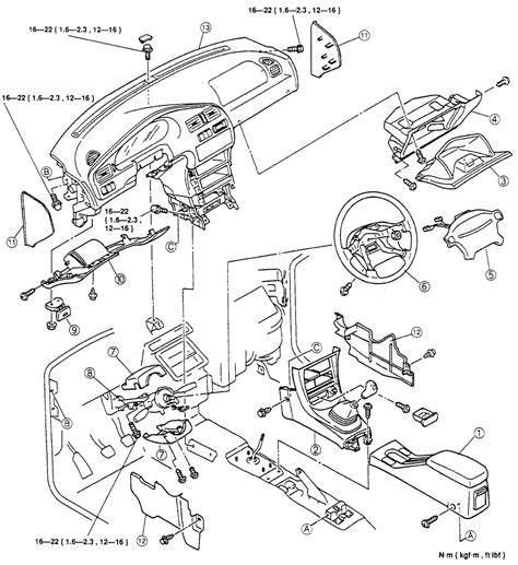 airbag deployment 1984 mazda 626 user handbook service manual how to remove 1984 mazda 626 steering airbag repair guides interior