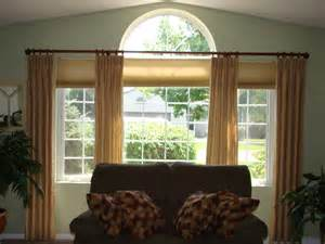 Blinds For Curved Windows Designs Arched Window Treatments Inertiahome
