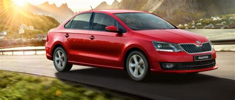 skoda careers india launched new skoda rapid car india india s leading