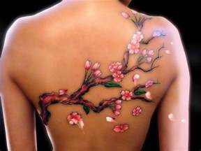 60 cherry blossoms tattoo designs and ideas for women