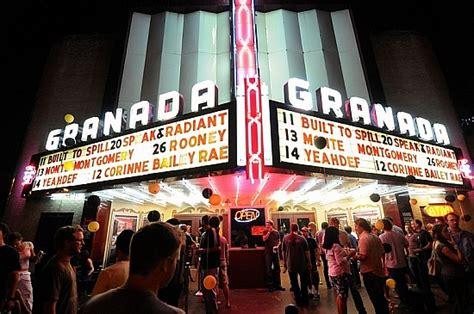 enjoy  granada theater cravedfw