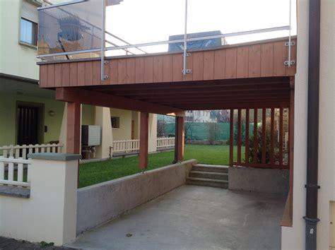 terrasse carport carport en bois abt construction bois