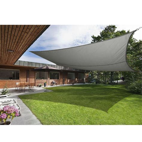 sunscreen awnings sun shade sail garden patio awning canopy sunscreen 98 uv