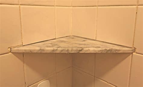 How To Install Corner Shelf In Tile Shower by 60 Fascinating Shower Shelves For Better Storage Settings