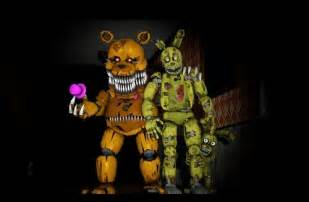 Best friends wallpaper and background images in the five nights at