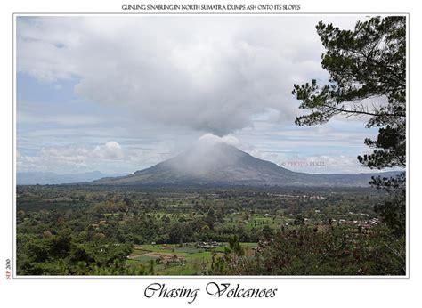 gambar gunung gunung sinabung jpg sinabung stabil masyarakat diimbau tenang 171 portal berita