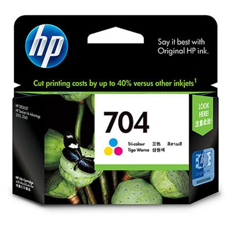 Cartridge Tinta Original Hp 704 Color Cn693aa hp 704 color ink cartridge genuine end 1 24 2018 11 58 am