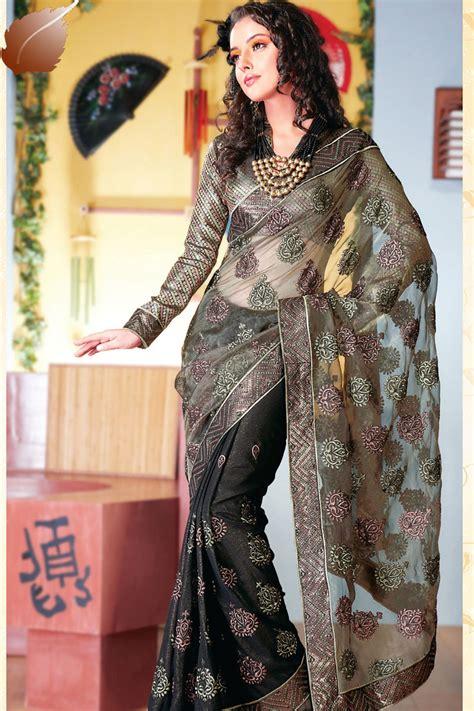 saree net blouse designs latest fashions updated blouse designs net sarees