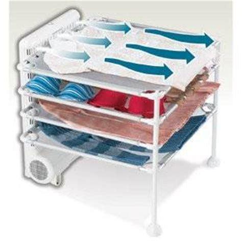 Flat Clothes Drying Rack by Hamilton 11510 4 Shelf Garment Drying Station White Clothes Drying Racks