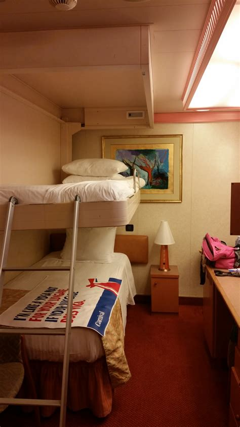 still plenty of room weasyl cabin on carnival conquest cruise ship cruise critic