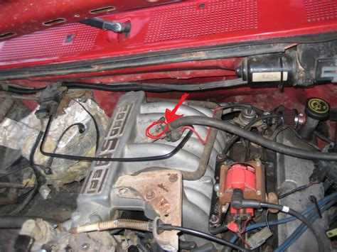 1996 ford intake removal ford truck enthusiasts forums 351w efi vacuum tree help ford truck enthusiasts forums