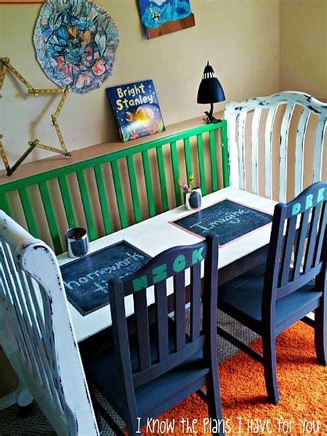 Repurpose Crib by Top 30 Fabulous Ideas To Repurpose Cribs Diy