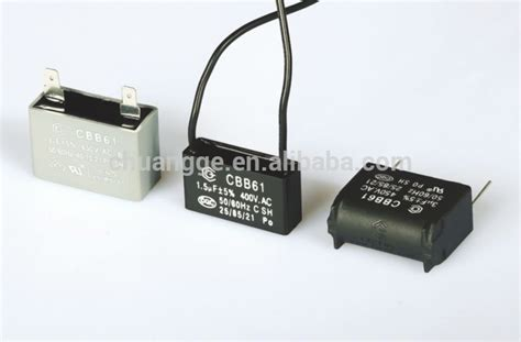 Ceiling Fan Speed Capacitor by Ceiling Fan Capacitor For Fan Speed Regulator Type Cbb61 C