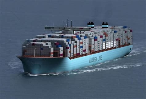 How Much To Ship A by Felixstowe Dockers How Much Bigger Can Container Ships Get