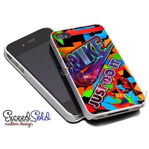 Iphone 4 4s Nike Just Do It Colorfull Hardcase Nike Just Do It Colorfull Galaxy Iphone 4 4s 5