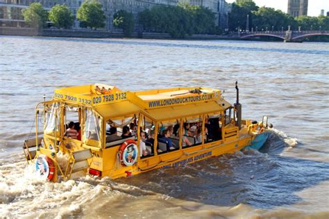 river thames duck boat thames river london duck tours will end from next month