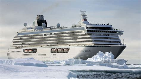 cruise ships uncharted waters cruise ships sail the arctic