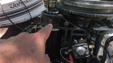 Redneckologist Bonus How To Change A Starter On A Johnson
