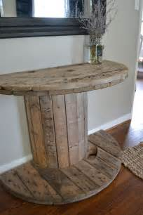 rustic farmhouse entry table living room decor rustic farmhouse style diy rustic