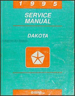 1995 dodge stealth repair shop manual original set with rt 1995 dodge dakota repair shop manual original
