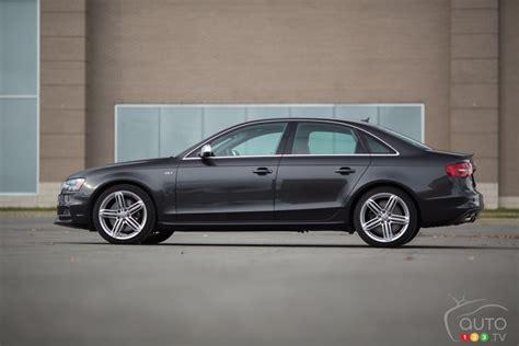 2015 Audi S4 Review by 2015 Audi S4 Review Editor S Review Car Reviews Auto123