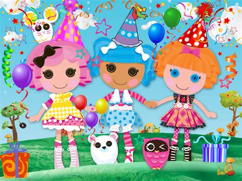 lalaloopsy painting the gallery for gt lalaloopsy birthday clipart