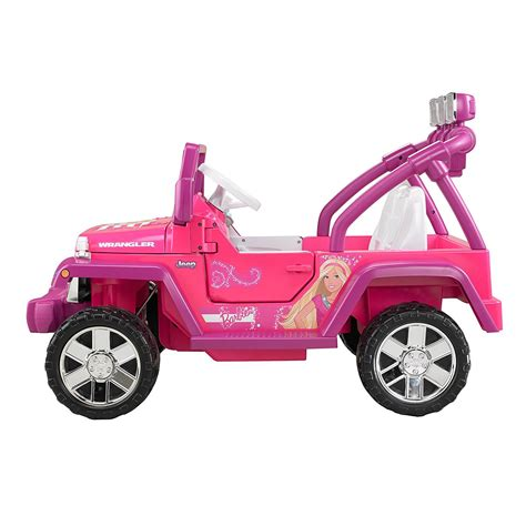 jammin jeep fisher price power wheels deluxe jammin jeep