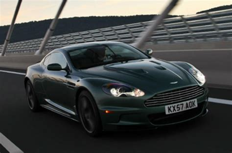 Aston Martin DBS Coupe 5.9 V12 first drive
