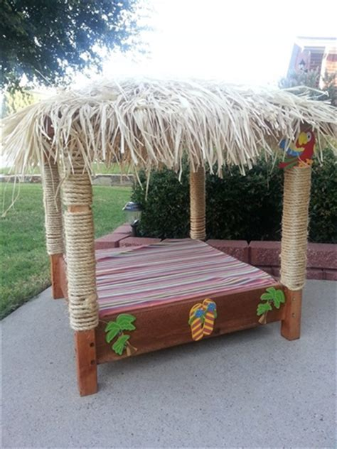 tiki hut dog house tiki tropical hut dog lounger pet bed in large beds blankets furniture